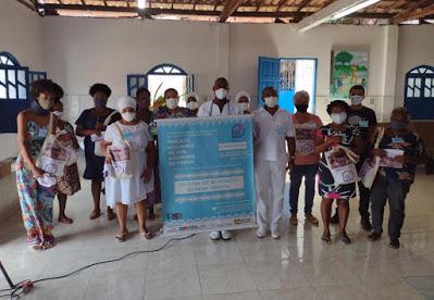 São Félix: Terreiro Ylê Axé Ogunjá promove Oficina de Bordado